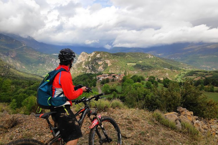 E-bike, la democratización del Pirineo